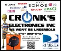 Cronk's Electronics, Inc
