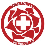 Swiss Rose LLC = The Rose Cottage in De Bruce