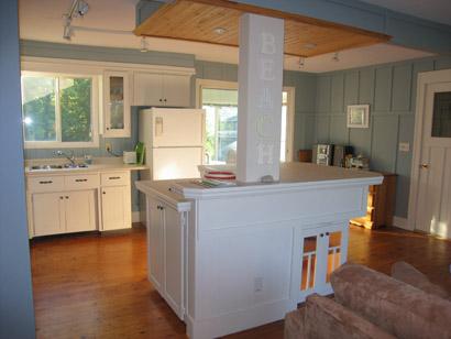 Beautiful Open Kitchen