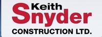 Keith Snyder Construction Ltd