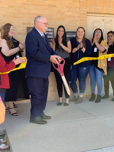 Guidance Center of Lea County Outreach Ribbon Cutting