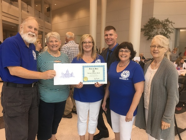 2018 Governor's Volunteer Award