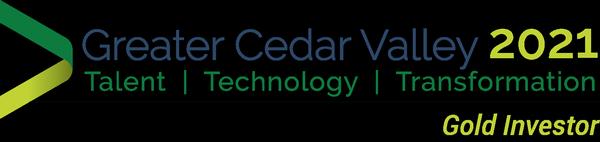 Greater Cedar Valley 2021 Campaign Investor (Gold)