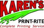Karen's Print-Rite