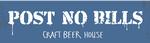 Post No Bills Craft Beer House