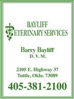 Bayliff Veterinary Services