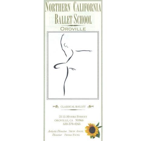 Northern California Ballet School, Oroville