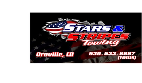Stars and Stripes Towing