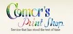 Comer's Print Shop