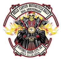 Hells Canyon Motorcycle Rally