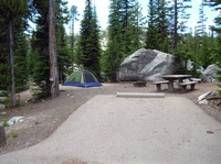 Anthony Lakes Campground