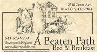 A Beaten Path Bed & Breakfast