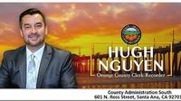 OC County Clerk Hugh Nguyen