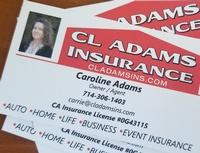 CL Adams Insurance