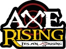 Axe Rising - It's an Axe Rising