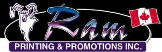 Ram Printing and Promotions Inc.