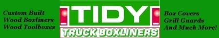 Tidy Truck Boxliners