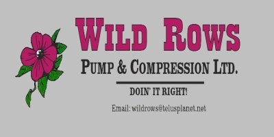 Wild Rows Pump and Compression Ltd.