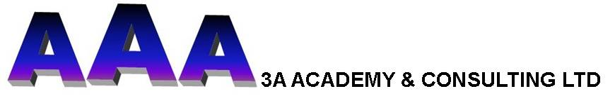 3A Academy and Consulting Ltd.
