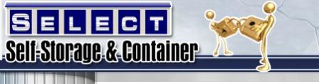 Select Self Storage and Containers Ltd.
