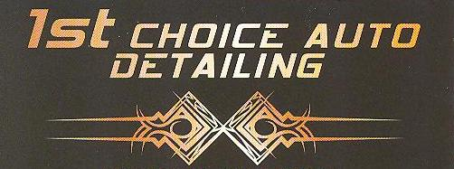1st Choice Auto Detailing Ltd.
