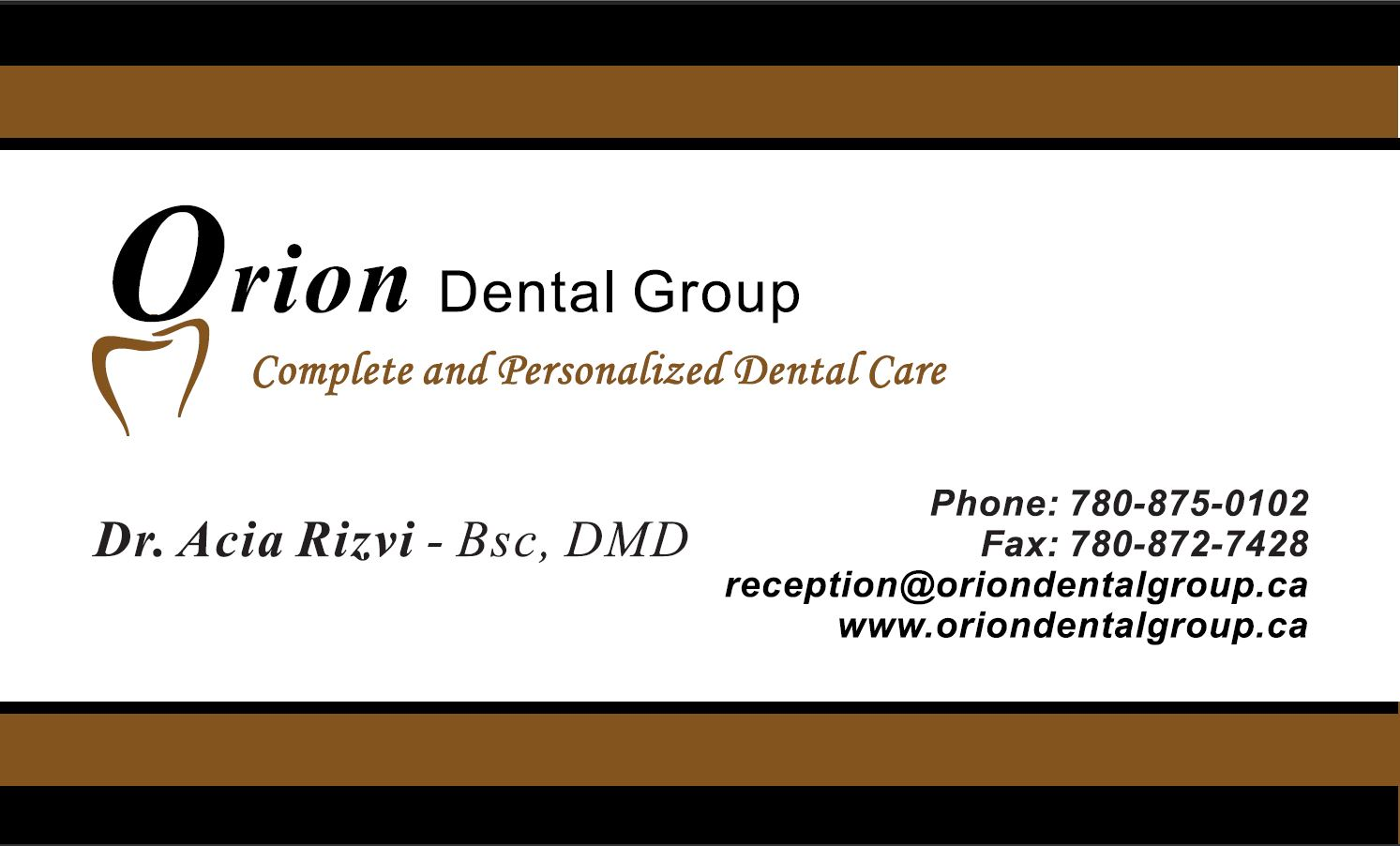 Orion Dental Group
