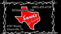 Ernie's Pit Barbecue