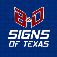 B & D Signs of Texas