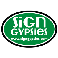 Sign Gypsies-Greenville