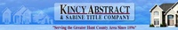 Kincy Abstract & Sabine Title Company
