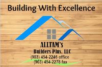 ALLTAM's Builders Plus, LLC