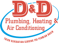 D&D Plumbing, Heating, A/C and Electric