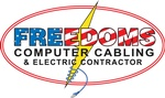 Freedoms Computer Cabling & Electrical Contractor