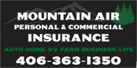 MOUNTAIN AIR P&C INSURANCE