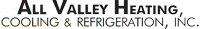 ALL VALLEY HEATING/COOLING & REFRIGERATION INC.
