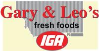 GARY & LEO'S FRESH FOODS