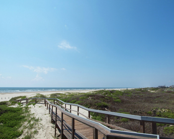 Our Boardwalk to the Beach