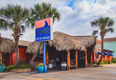 Fins Grill & Icehouse