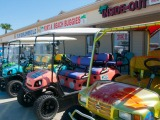 Inside Out Home Decor/Port A Beach Buggies