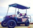 Bron's Beach Carts & Backyard