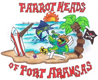 Parrot Heads of Port Aransas