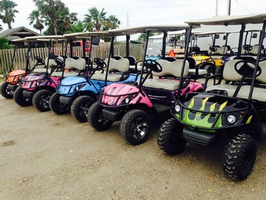 Ash Cart Rentals of Port Aransas, LLC