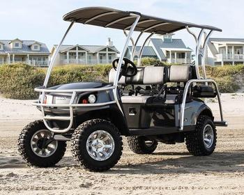 Top Deck Golf Carts