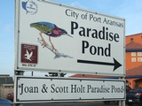 Joan & Scott Holt Paradise Pond