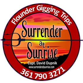 Surrender At Sunrise - Flounder Gigging Trips