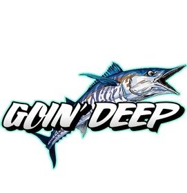 Goin' Deep Fishing