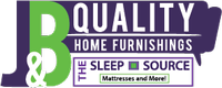 J&B Quality Home Furnishings/The Sleep Source