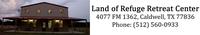 Land of Refuge Retreat Center