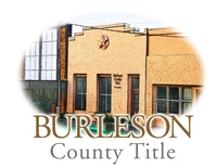 Burleson County Title