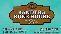Bandera Bunkhouse on Main